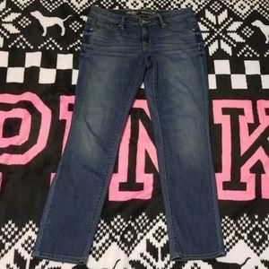 Mossimo straight leg jeans
